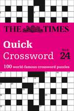 Times Quick Crossword Book 24