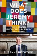 Heywood, S: What Does Jeremy Think?