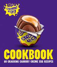 Creme Egg Cookbook