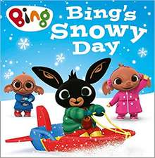 Bing! Christmas Picture Book