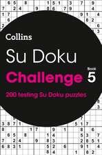 Su Doku Challenge book 5