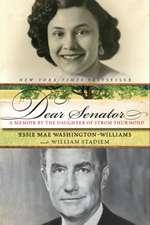 Dear Senator: A Memoir by the Daughter of Strom Thurmond