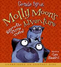 Molly Moon's Hypnotic Time Travel Adventure CD
