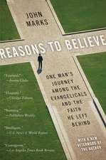 Reasons to Believe: One Man's Journey Among the Evangelicals and the Faith He Left Behind