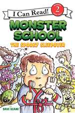 Monster School: The Spooky Sleepover