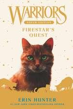 Warriors Super Edition: Firestar's Quest: Warriors: Super Edition vol 1