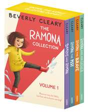 The Ramona Collection, Volume 1: Beezus and Ramona, Ramona and Her Father, Ramona the Brave, Ramona the Pest
