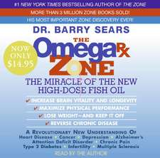 The Omega Rx Zone Low Price CD: The Power of the New High-Dose Fish Oil