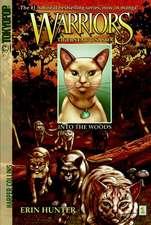Into the Woods: Manga Warriors: Tigerstar and Sasha vol 1