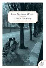Love Begins in Winter: Five Stories