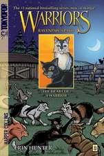 The Heart of a Warrior: Warriors Manga: Ravenpaw's Path vol 3