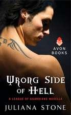 Wrong Side of Hell: A League of Guardians Novella