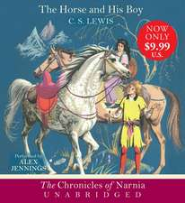 The Horse and His Boy CD