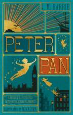 Peter Pan (MinaLima Edition) (lllustrated with Interactive Elements)