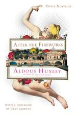After the Fireworks: Three Novellas