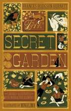 Secret Garden, The (Illustrated with Interactive Elements)