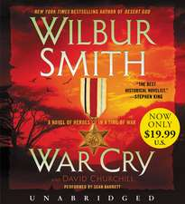 War Cry Low Price CD: A Courtney Family Novel