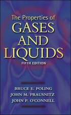 The Properties of Gases and Liquids 5E