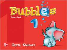 BUBBLES STUDENT BOOK 1