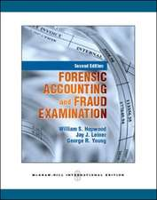Forensic Accounting and Fraud Examination (Int'l Ed)