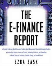 The E-Finance Report