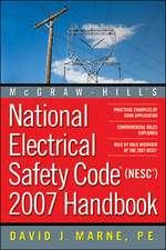 National Electrical Safety Code 2007 Handbook