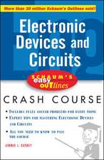 Schaum's Easy Outline of Electronic Devices and Circuits