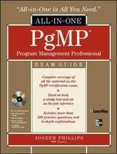 PGMP PROGRAM MGMT PROFESSIONAL