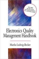 Electronics Quality Management Handbook