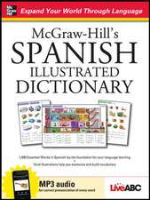 McGraw-Hill's Spanish Illustrated Dictionary
