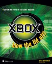 Xbox:  Blow the Lid Off!