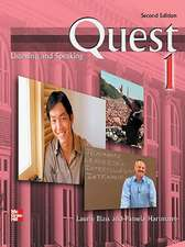 Quest Level 1 Listening and Speaking Student Book