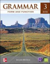 Grammar Form and Function Level 3 EZ Test CD-ROM