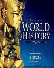 Glencoe World History:  Today and Tomorrow