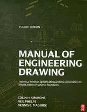 Manual of Engineering Drawing