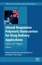 Stimuli Responsive Polymeric Nanocarriers for Drug Delivery Applications: Volume 1: Types and triggers