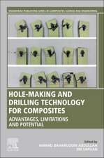 Hole-Making and Drilling Technology for Composites