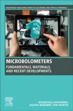 Microbolometers: Fundamentals, Materials, and Recent Developments