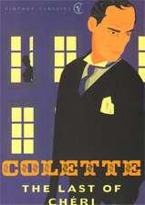 Colette: The Last Of Cheri
