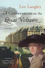 Conversation on the Quai Voltaire