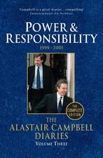 The Alastair Campbell Diaries