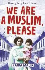 We are a Muslim, Please