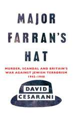 Cesarani, D: Major Farran's Hat