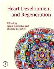 Heart Development and Regeneration