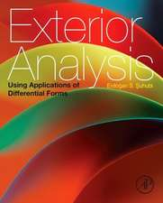 Exterior Analysis: Using Applications of Differential Forms