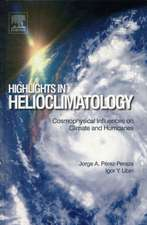 Highlights in Helioclimatology: Cosmophysical Influences on Climate and Hurricanes