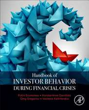 Handbook of Investors' Behavior during Financial Crises