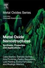 Metal Oxide Nanostructures