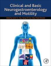 Clinical and Basic Neurogastroenterology and Motility