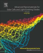 Advanced Nanomaterials for Solar Cells and Light Emitting Diodes
